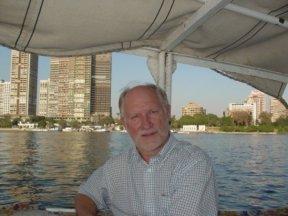 Nile River at Cairo